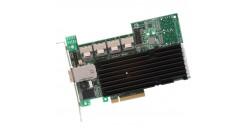 Контроллер LSI Logic SAS 9280-16i4e SGL (LSI00210) 512Mb PCI-E, 16-port int/4-port ext 6Gb/s, SAS/SATA Raid Adapter