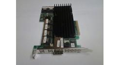 Контроллер LSI Logic SAS 9280-24i4e SGL (LSI00211) 512Mb PCI-E, 24-port int/4-port ext 6Gb/s, SAS/SATA Raid Adapter