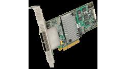 Контроллер LSI Logic SAS 9280-8E SGL (LSI00205) 512Mb PCI-E, 8-port 6Gb/s, SAS/SATA Raid Adapter RET