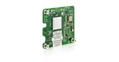 Контроллер НР Qlogic-based (QMH2562) BL cClass Dual Port Fibre Channel Adapter (8-Gb) (BL280G6,460G6,490G6,685G5,860,870)