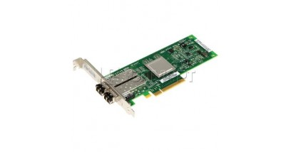 Сетевой адаптер QLogic QLE2562-CK (FC-AL/FC-AL-2/FC-TAPE) Fibre Channel, PCI Express x8 2ch