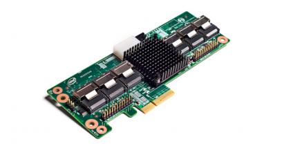 Контроллер Intel Raid RES2SV240 Expander PCI-Ex4, 24-port SAS / SATA 6Gb (908137)