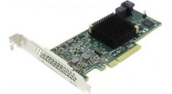 Контроллер LSI Logic SAS 9300-4I4E SGL (LSI00348)