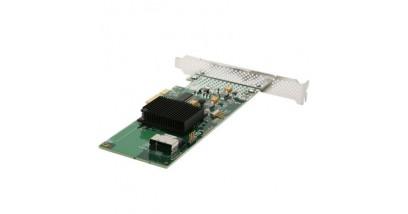 Контроллер LSI Logic SAS 9211-4i SGL (LSI00190) PCI-E, 6 Gb/s, SAS, 4-port Host Bus Adapter