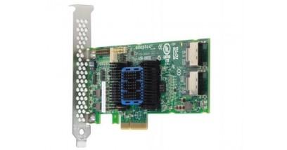 Контроллер Adaptec AAR-2020SA SATA, RAID 0,1,10,5,JBOD, 0channel, для EMRL m/board, 64Mb, PCI64/66MHz (OEM)