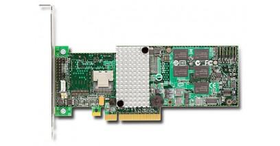 Контроллер LSI Logic SAS 9260-4I PCIE 4P Kit LSI00201