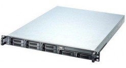 "Корпус Chenbro 1U RM13108T2, external 8x2,5"""" HDD with SATAII/SAS backplanes, SlimODD (SATA) to MB (SATA) adapter, MB 12""""x13"""", 5xFANs, wo PSU (RM13108H01*12682)"