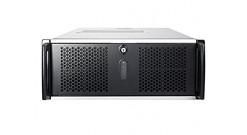 "Корпус Chenbro 4U RM41300G For Tesla GPU (можно установит 4шт Tesla/Quadro), MB 12""""x13"""", 3x5.25""""+2x3.5""""+4x Internal 3.5""""+Slim ODD, 120mm Fan, wo PSU (RM41300-FS81)"