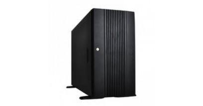 Корпус Chenbro SR11269T2-C8 MB 12x13, 3x92+1x120mm Fans, 2x SATA 6G/SAS 4xHDD BP (8x HotSWAP HDD корзины установлены) (корпус для посторения платформы аналогичной TS700-E6/RS8, но с более хорошей вентиляцией)