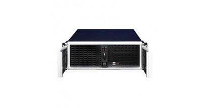"""Корпус Procase AE310-B-0 черный {3U глубина 480мм, внешн 2x5.25, 1x3.5, внутр 5xHDD, MB 12""""""""x9.6"""""""", без Б/П PS2}"""