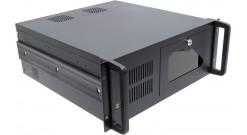 """Корпус Procase B440-B-0 черный {4U глубина 540мм, внешн 2x5.25, 1x3.5, внутр 7xHDD, MB 12""""""""x13"""""""", без Б/П PS2}"""
