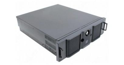 """Корпус Procase EB301-B-0 черный {3U глубина 510мм, внешн 6x5.25, 1x3.5, внутр 3xHDD, MB 12""""""""x10.5"""""""", без Б/П PS2}"""