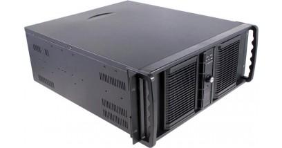 Корпус Procase EB400-B-0 4U Black ATX, без БП