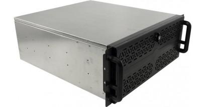 Корпус Procase EB410S-B-0 4U Black ATX, без БП, с дверцей