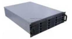 Корпус Procase ES316-SATA3-B-0 3U Black 16xHotSwap SAS/SATA, E-ATX, без БП