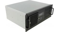 Корпус Procase GM438-B-0 4U Black, ATX, без БП, LCD display