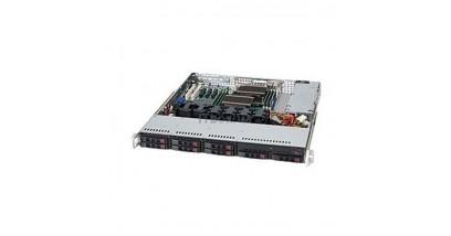 Корпус Supermicro CSE-113TQ-600CB 1U 600W Black