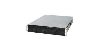 "Корпус Supermicro CSE-213A-R900LPB (Black) 2U Rack Mount Case, 16x HS 2.5"""" SAS/SATA HDD tray, 2x900W"