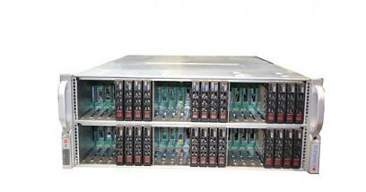 "Корпус Supermicro CSE-417E16-RJBOD1 - (Black) 4U, 88x(48 front+40 rear) 2.5"""", 1xExp. SAS/SATA, 2x1400W"