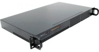 Корпус Supermicro CSE-502L-200B Black SC502L W/200W (202)
