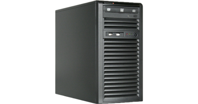 Корпус Supermicro CSE-731i-300B Mini-Tower/ 300W High-efficiency Power Supply