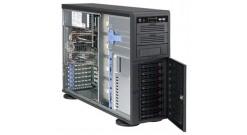 "Корпус Supermicro CSE-745TQ-920B (Black) Tower/4U Rack, 8x3.5"""" SAS/SATA HSW+3x5"""" fix, 920W"