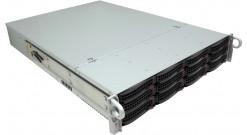 Корпус Supermicro CSE-826TQ-R800LPB 2U 800W SAS BLK