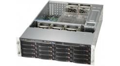 "Корпус Supermicro CSE-836BE16-R1K28B; 3U, 1300W, Redundant, 16*HDD SAS/SATA 3"", 1Ch Expander SAS2"