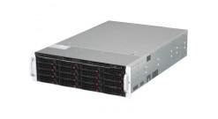 "Корпус Supermicro CSE-837E16-RJBOD1 2U 16x2.5""""SAS/SATA Bays, 2x720W, Rail"