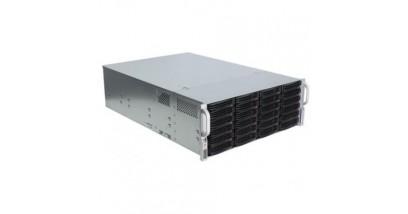 Корпус Supermicro CSE-846A-R1200B; 4U, 1200W (1 + 1), 24xSAS / SATA Hotswap, 437*178*660мм,