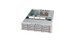 "Корпус Supermicro CSE-847E26-R1K28LPB; Tower/4U, 1300W, Redundant, 36*HDD SAS/SATA 3"", 2Ch Expander S"