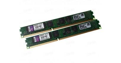 Модуль памяти Kingston 8Gb DDR3 1600MHz KVR16N11S8K2/8 (Kit of 2)