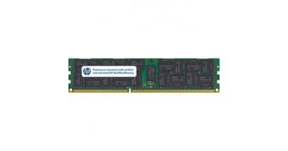 Модуль памяти HPE 8GB DDR3 2Rx4 PC3L-10600R-9 Low Voltage Registered DIMM for DL360p/380pGen8, ML350pGen8, BL460cGen8, SL230s/250sGen8 (647897-B21)