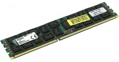 Модуль памяти Kingston 16GB (PC3-10600) 1333MHz ECC Reg CL9 DR x4