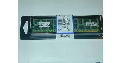 Модуль памяти Kingston 16GB (PC3-10600) 1333MHz ECC Reg Dual rank Low Voltage Module for HP/Compaq