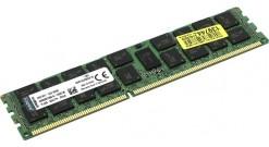 Модуль памяти Kingston 16GB (PC3-10600) 1333MHz Kit ECC Reg CL9 1.35V..
