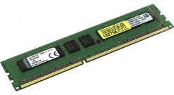 Модуль памяти Kingston 4GB 1333MHz DDR3L ECC CL9 DIMM SR x8 1.35V w/TS..