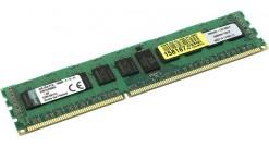 Модуль памяти Kingston 8GB DDR3L 1333MHz ECC Reg CL9 DR x8 1.35V w/TS KVR13LR9D8/8