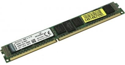 Модуль памяти Kingston 8Gb (PC3-10600) 1333MHz ECC Reg CL9 SR x4 1.35V w/TS Low Profile