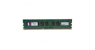 Модуль памяти Kingston DDR3 4GB 1600MHz ECC CL11