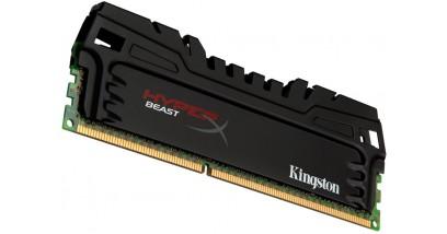 Модуль памяти Kingston DIMM 16GB 1600MHz DDR3 CL9 (Kit of 4) XMP Beast Series Hyper X