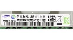 Модуль памяти Samsung 8GB DDR3 1600MHz PC3-12800 RDIMM ECC Reg CL11, 1.5V (M393B..