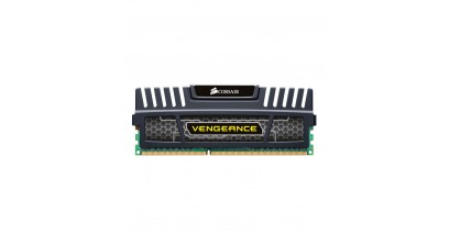 Модуль памяти Corsair DDD3 4096Mb 1600MHz, Corsair 1x4GB,9-9-9-24, Veng,1.5V,Core i7,i5/AMD CMZ4GX3M1A1600C9