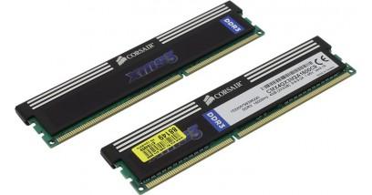 Модуль памяти Corsair DDR3 4Gb 1600MHz,2x2Gb 9-9-9-24, XMS3 Classic, Corei7, Corei5