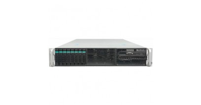 "Серверная платформа Intel R2208IP4LHPC 2U 2xLGA2011, 16xDIMM, 8x2.5""""HDDHS, RKSAS8, RMM4, 2*750W (919047)"