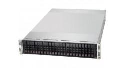 Серверная платформа Supermicro SSG-2027R-E1R24N 2U 2xLGA2011 iC602/24*DDR3/24x2...