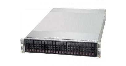 Серверная платформа Supermicro SSG-2027R-E1R24N 2U 2xLGA2011 iC602/24*DDR3/24x2.5 SAS/4*GLan/IPMIVGA 2x920W