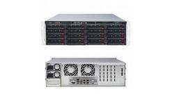 Серверная платформа Supermicro SSG-6037R-E1R16L 3U 2xLGA2011 iC602J/16*DDR3/16x3..