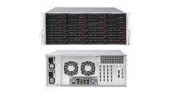 Серверная платформа Supermicro SSG-6047R-E1R24L 4U 2xLGA2011 iC602J/16*DDR3/24x3..