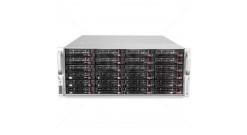 Серверная платформа Supermicro SSG-6047R-E1R24N 4U 2xLGA2011 iC602/24*DDR3/24x3...